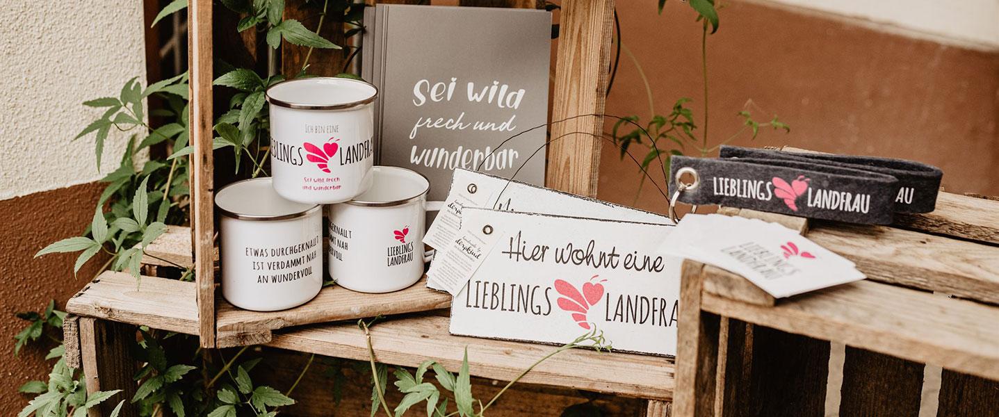 Shop Lieblingslandfrau